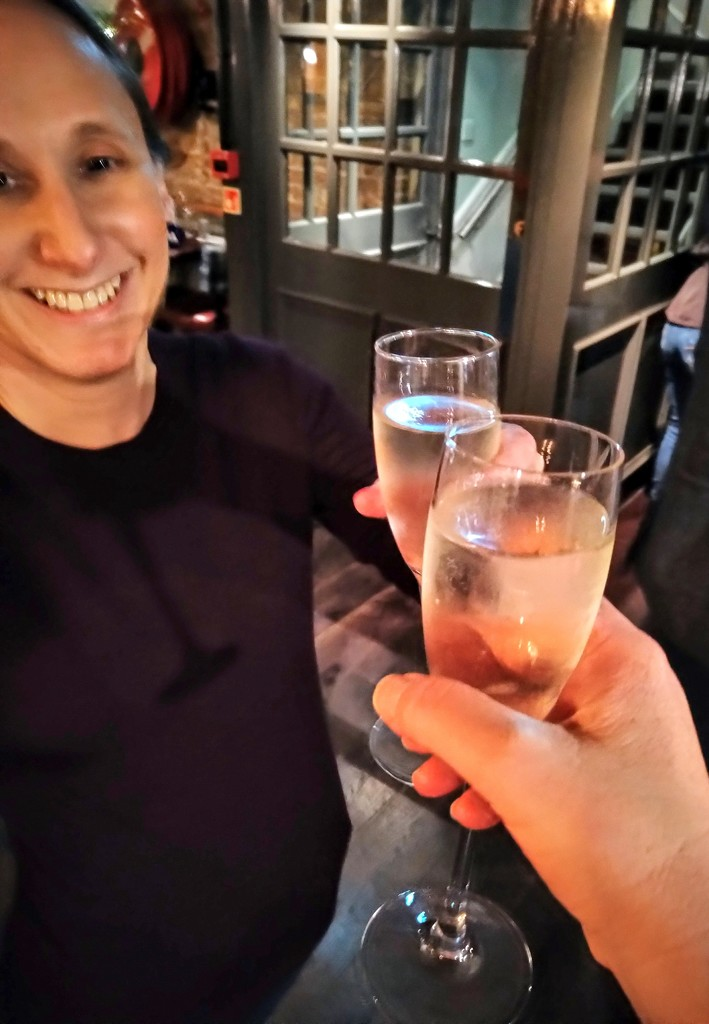 Prosecco at the Alexander Hay by boxplayer