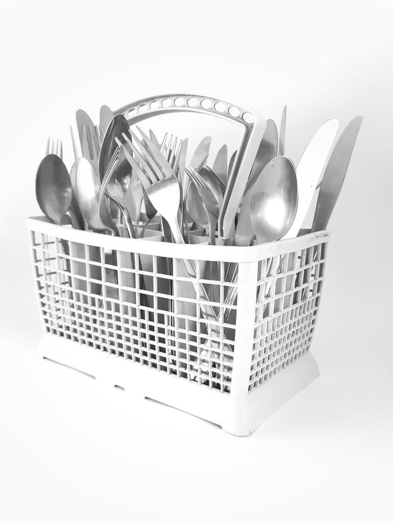 Cutlery Basket  by salza