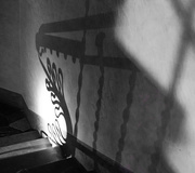 18th Oct 2019 - Shadows on the stairs