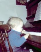 27th Nov 2019 - Future Pianist?