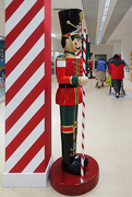 28th Nov 2019 -  standing guard in the shopping centre