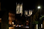28th Nov 2019 - Lincoln Cathedral
