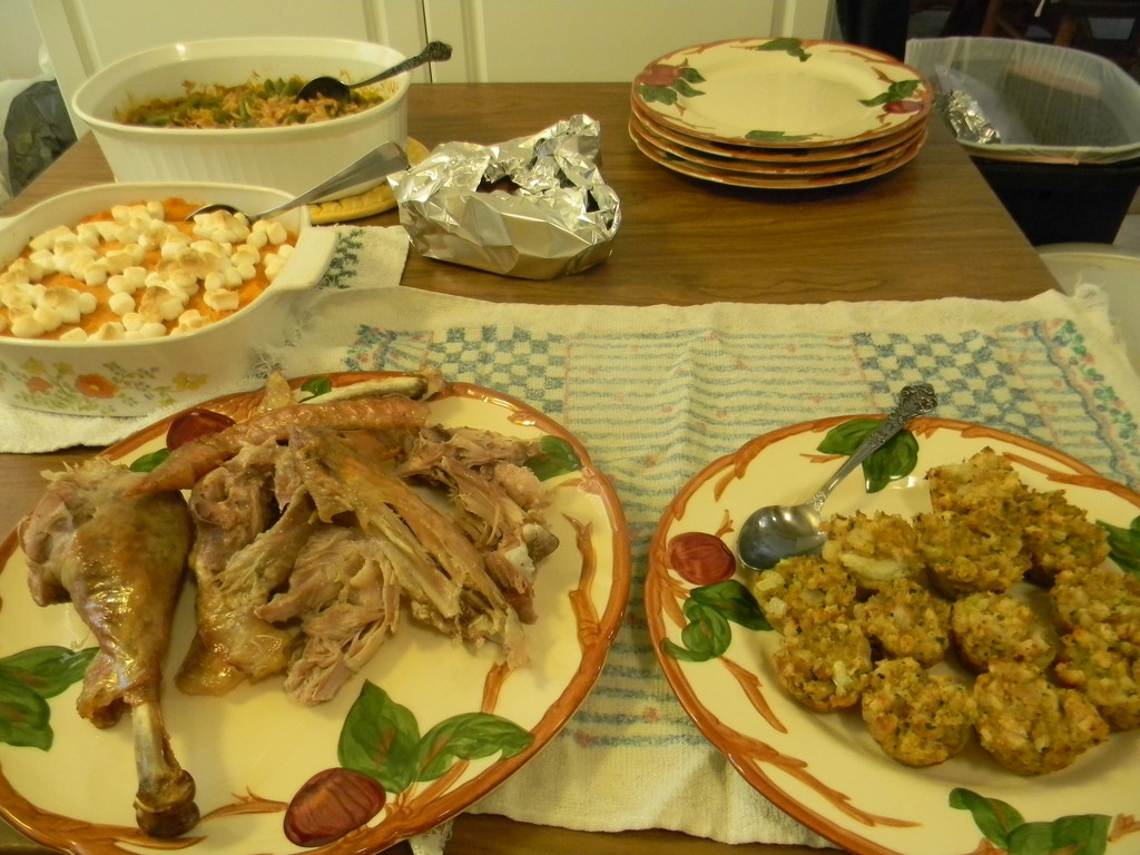 Thanksgiving Dishes  by sfeldphotos