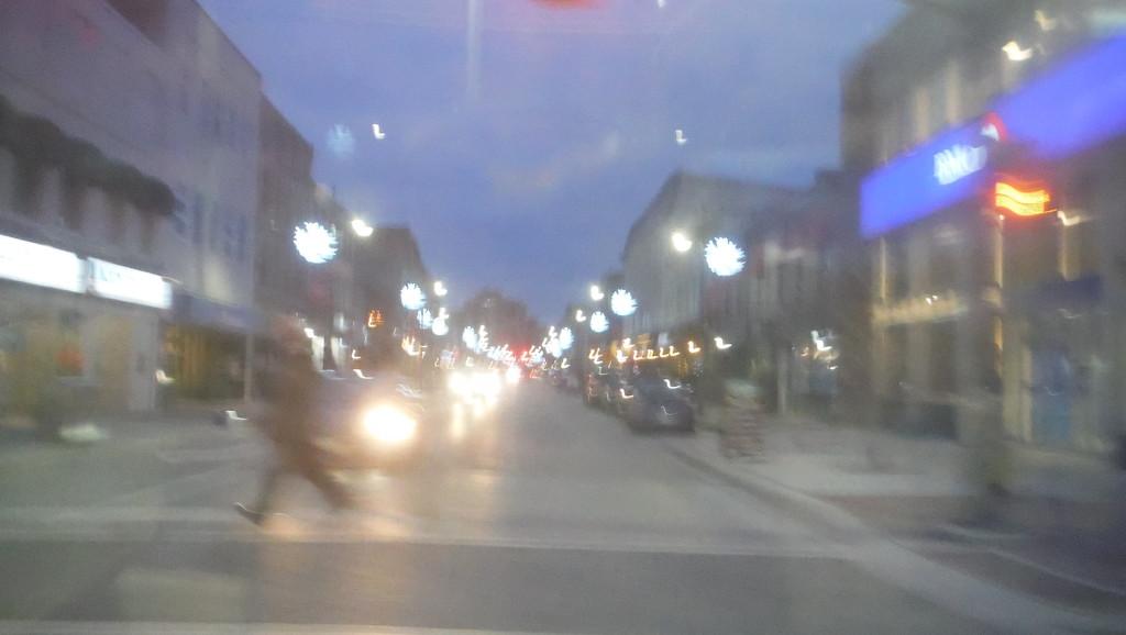 Downtown at Twilight by spanishliz