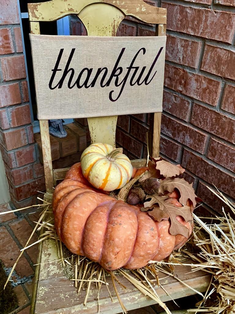 Happy Thanksgiving  by louannwarren