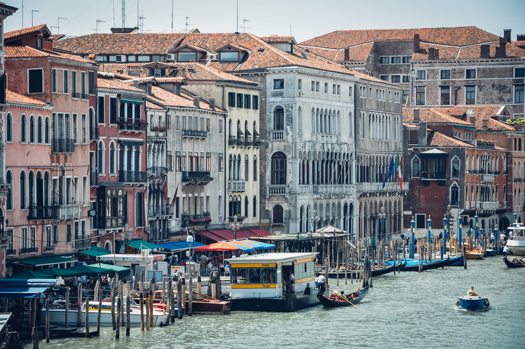 Grand Canal by brigette