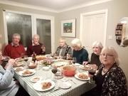 29th Nov 2019 - Progressive Supper