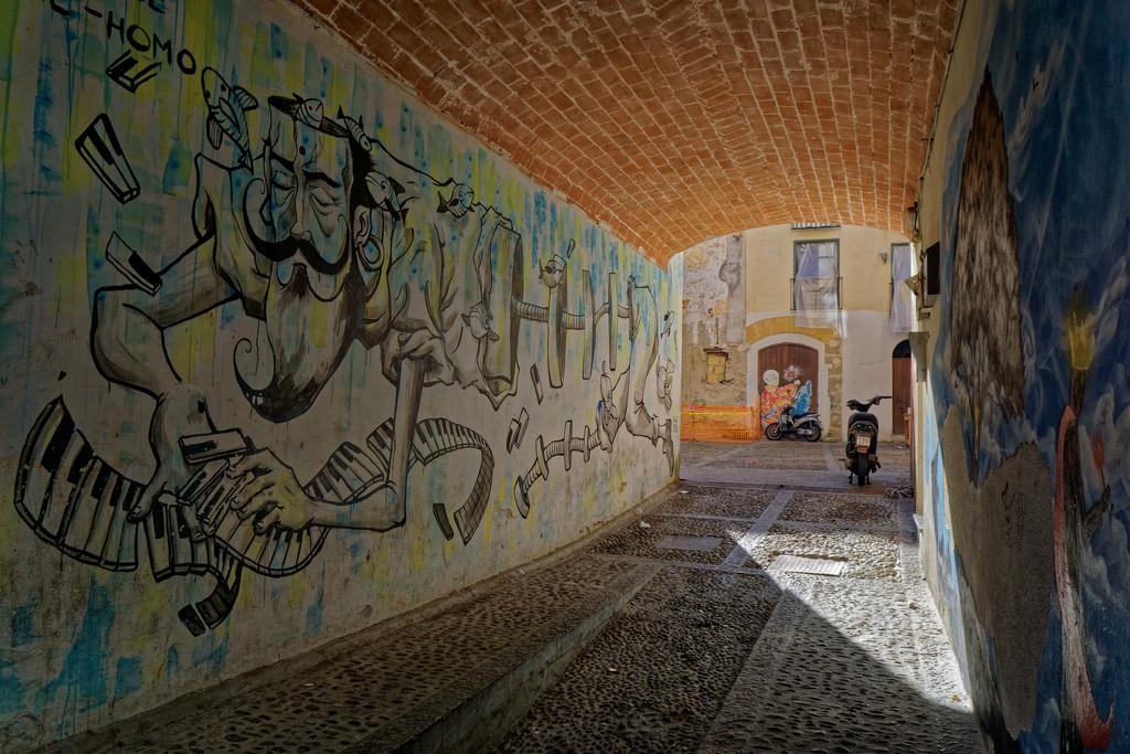 406 - Street art in Palermo by bob65