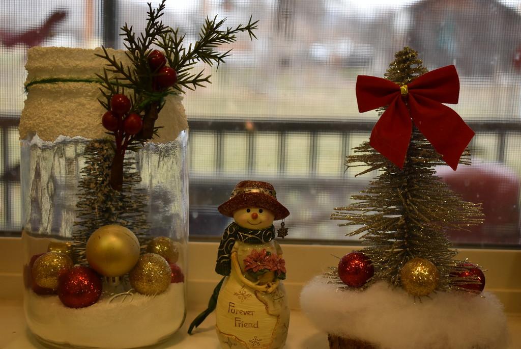 In the Christmas Spirit by bjywamer