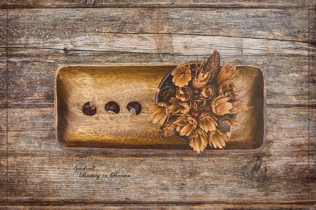 Autumn Bouquet by lyndemc