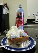 29th Nov 2019 - Time for a little whipped cream...and pie!