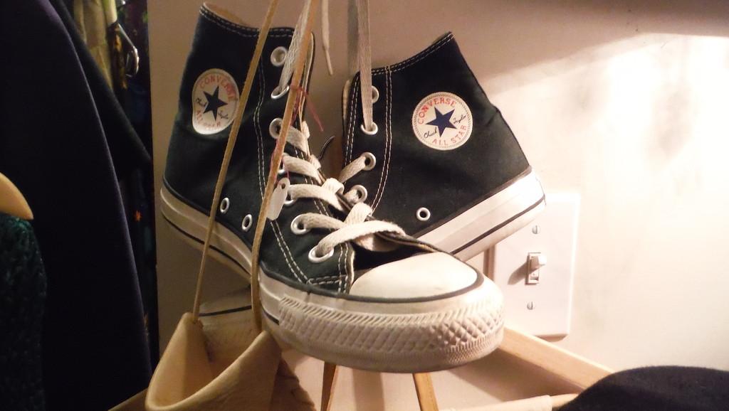 Running Shoes by spanishliz