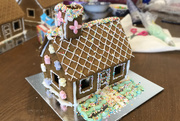 26th Nov 2019 - Gingerbread project...