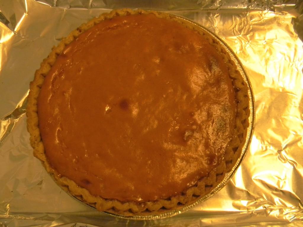 Sweet Potato Pie by sfeldphotos