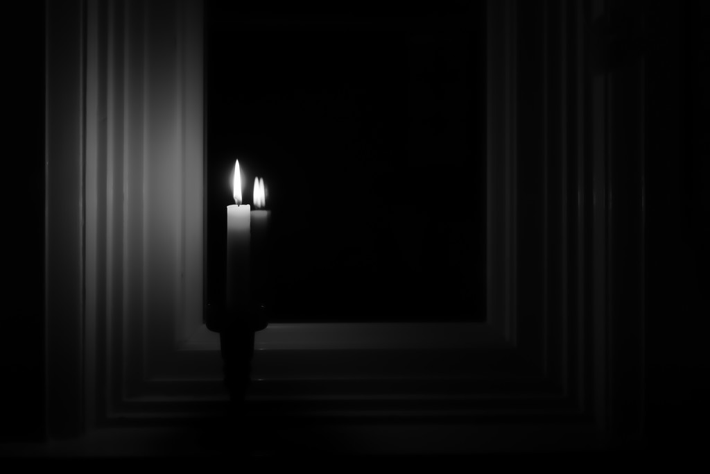leave a light on... by northy