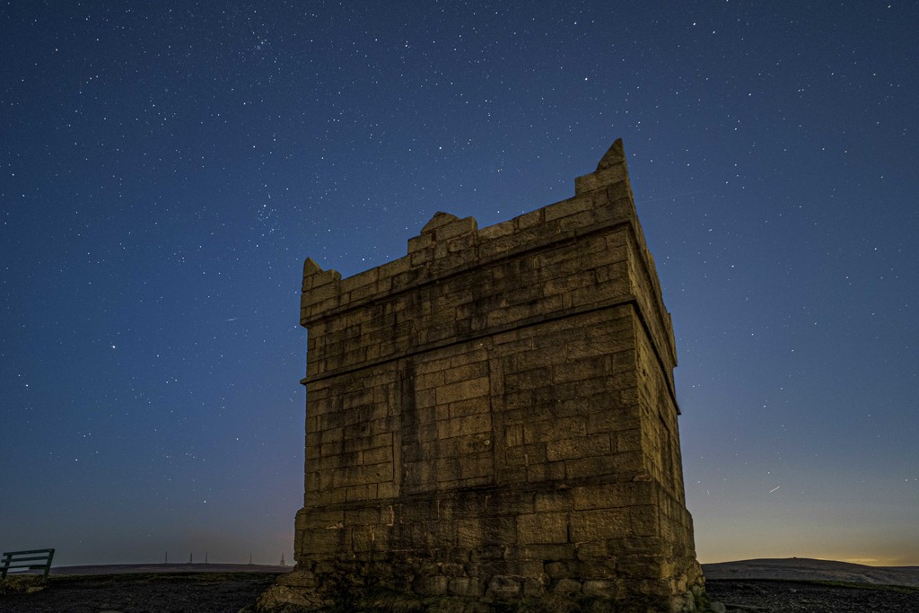 The Tower on Rivington Pike. by gamelee