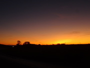 1st Dec 2019 - nice bit of sunset at the end of the day