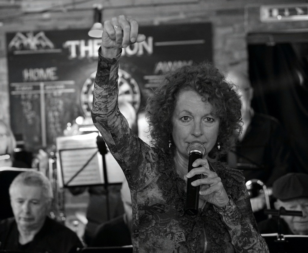 Fever - Sunday Jazz at The Lion Basford in Mono by phil_howcroft
