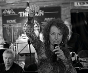 1st Dec 2019 - Fever - Sunday Jazz at The Lion Basford in Mono