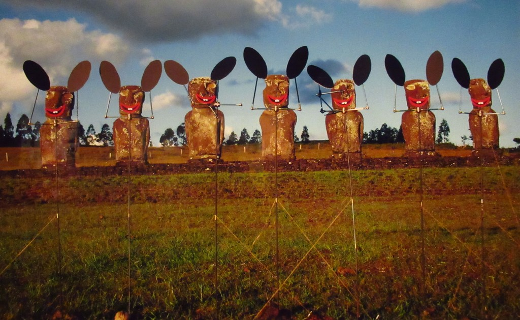It must be Easter on Easter Island... by robz