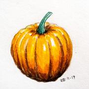 28th Nov 2019 - Pumpkin Pie