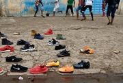 30th Nov 2019 - Madagascar Soccer shoes