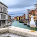 Photo bombed in Venice