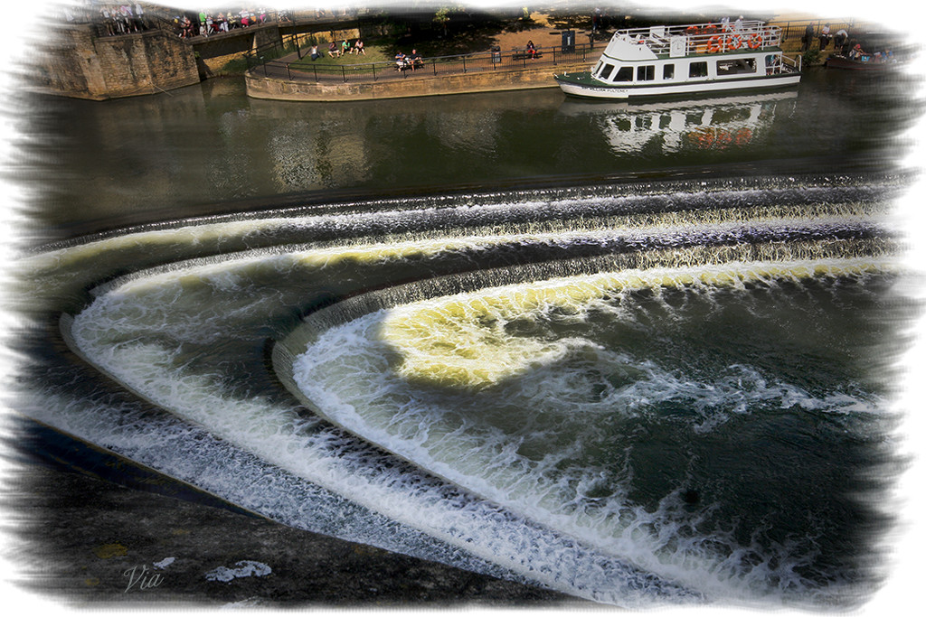 The water of Bath   (Best on black) by sdutoit