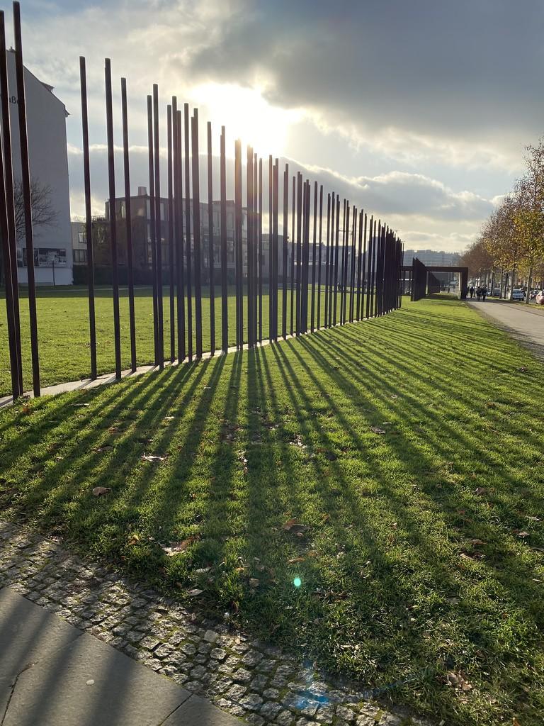 Berlin Wall Memorial by tinley23