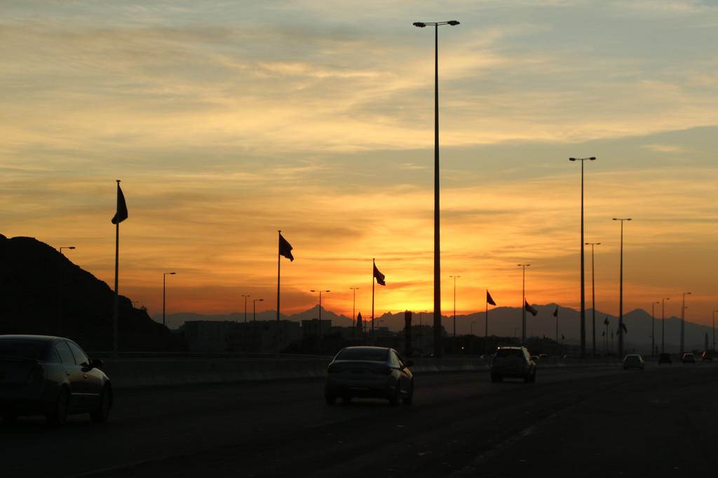 Sunset by ingrid01