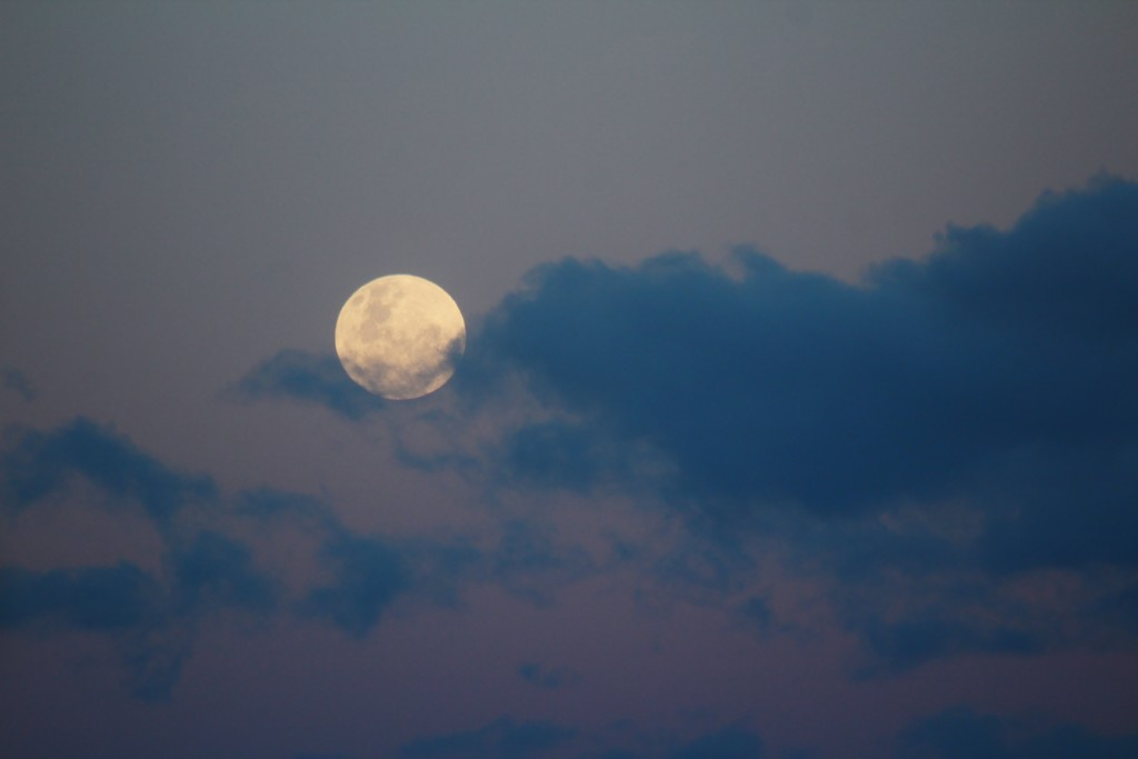 last full moon by wenbow