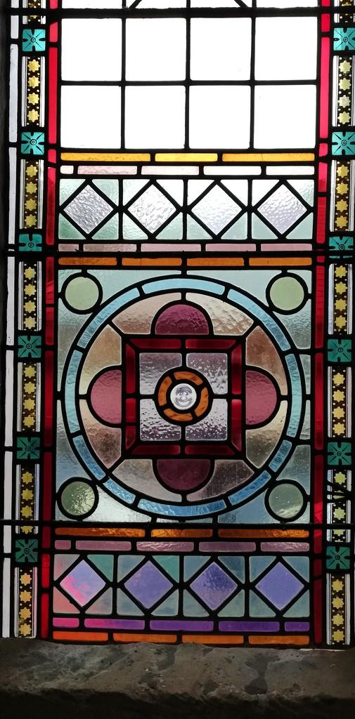 Glass Window by julianneovie