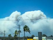 3rd Dec 2019 - Bushfire