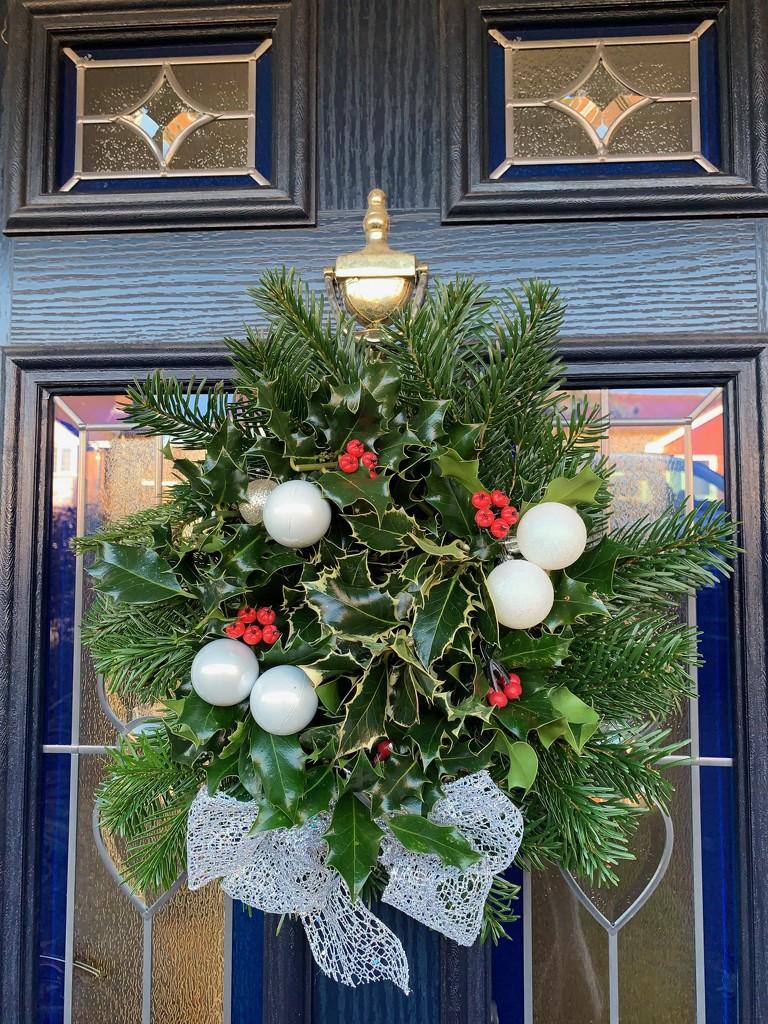 Christmas Wreath by 365projectmaxine