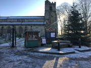 3rd Dec 2019 - St Helens Church, Churchtown.