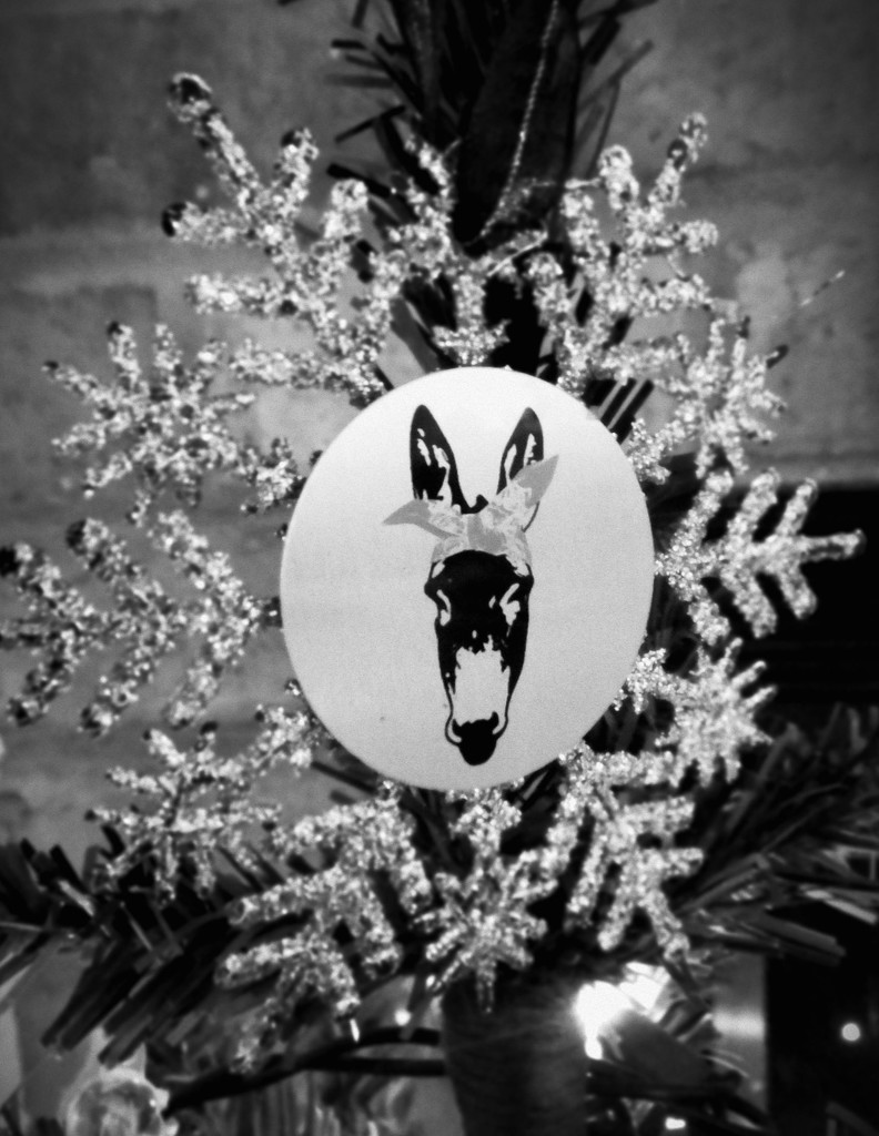 Merry Muletown by linnypinny
