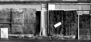 4th Dec 2019 - Return of the black rectangles of Kilmarnock
