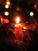 4th Dec 2019 - Christmas Candle