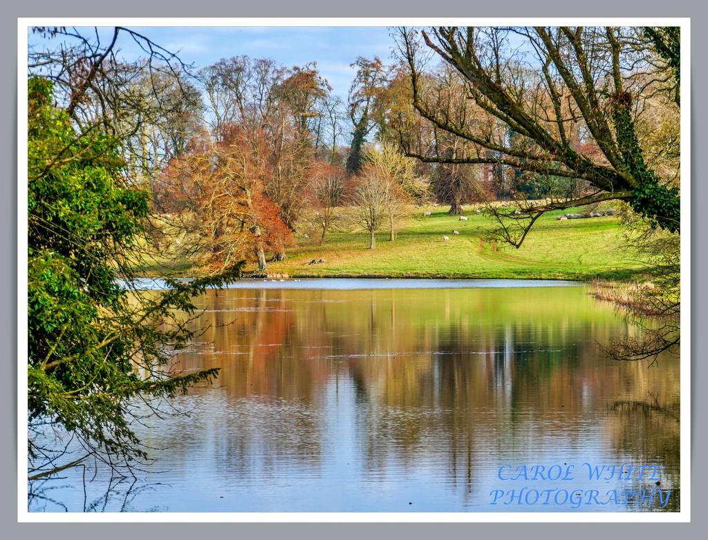 The Lake,Castle Ashby Gardens by carolmw