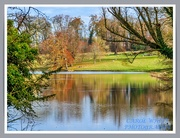 4th Dec 2019 - The Lake,Castle Ashby Gardens