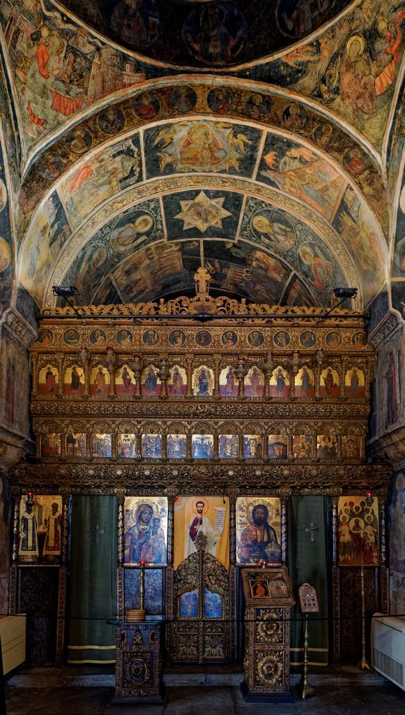 1204 - Manastirea Stavropoleos, Bucharest by bob65