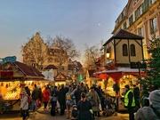5th Dec 2019 - Christmas market in Colmar.