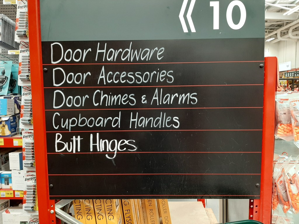Only At Bunnings! by mozette