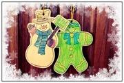 3rd Dec 2019 - Ornaments