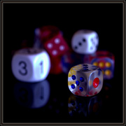 5th Dec 2019 - Tossing the dice
