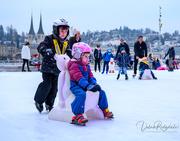5th Dec 2019 - Ice Skating, Lucerne Switzerland