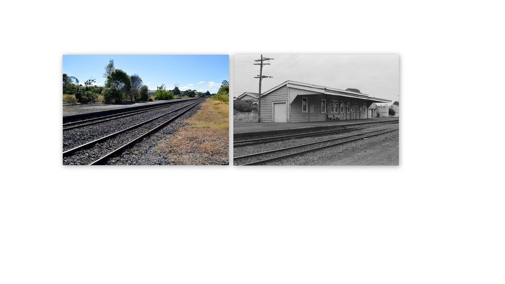 Te Kauwhata Railway Station  by nickspicsnz