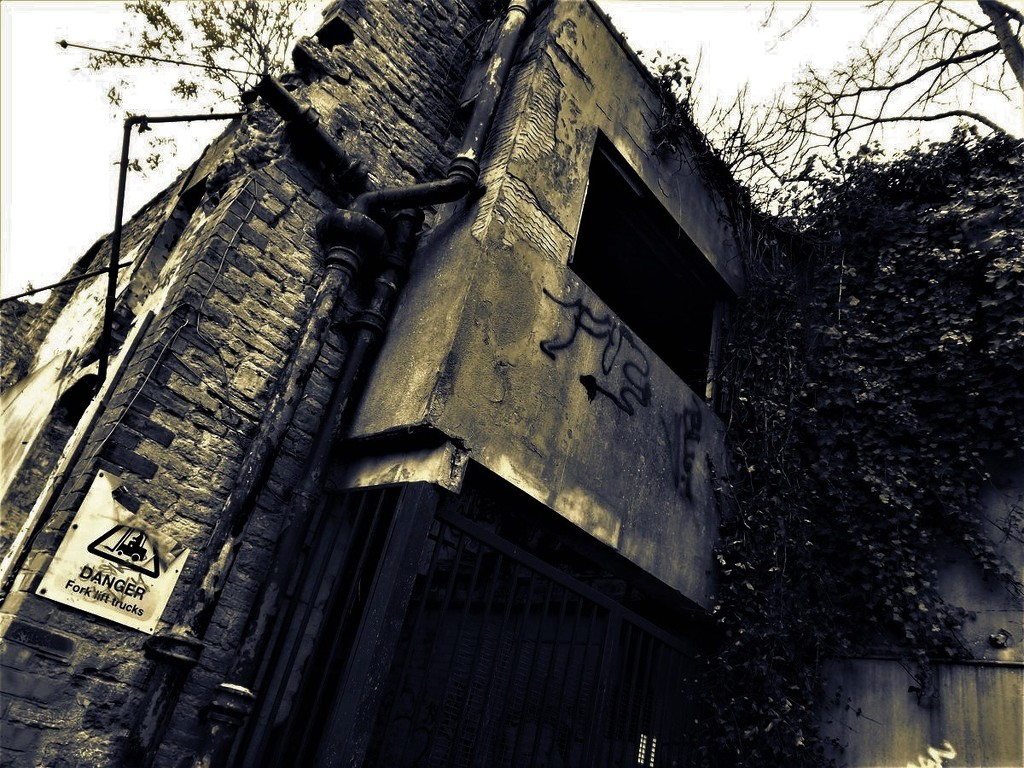 Abandoned Frome  by ajisaac