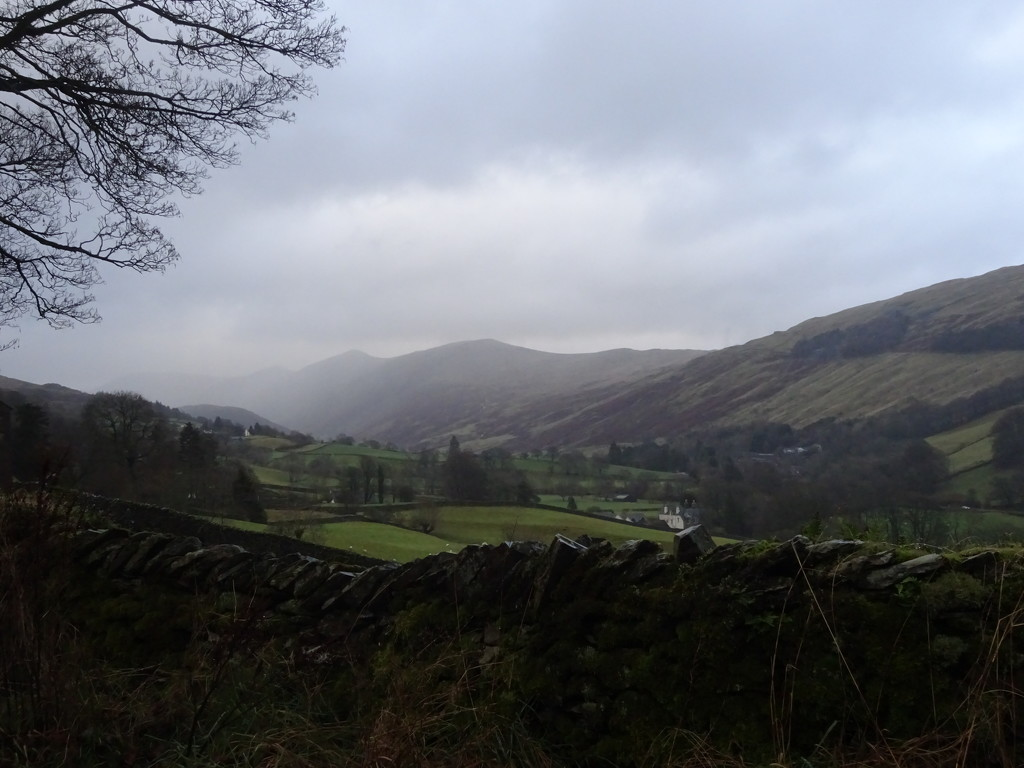 storm in the valley by anniesue