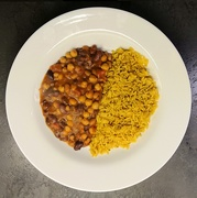 6th Dec 2019 - Five bean chilli